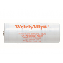 "Welch Allyn Replacement NiCad Battery (For ""C"" Sets Only):  72300"